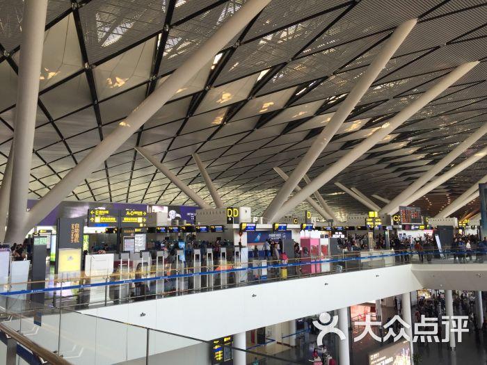 飞机场 南宁吴圩国际机场