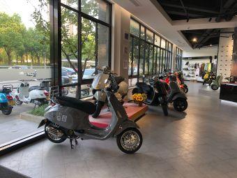 VESPA&MOTO GUZZI摩托車店
