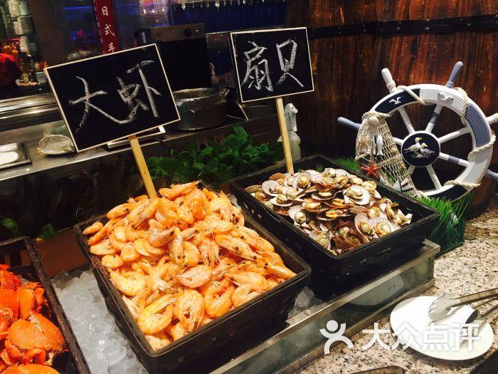 青岛香格里拉大酒店一品堂自助餐厅图片 - 第331张