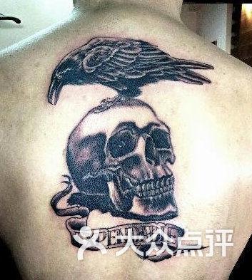 上海火凤凰纹身工作室鬼怪纹身图片大全图片 - 第147张图片
