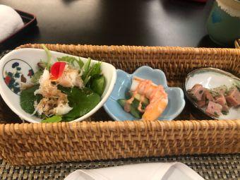 銀座日本料理鉄板焼