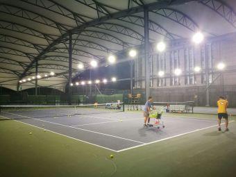 李坤宁波网球中心