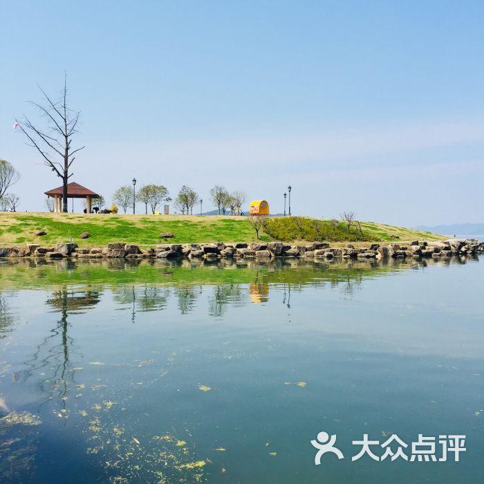 四明湖图片-北京自然风光-大众点评网