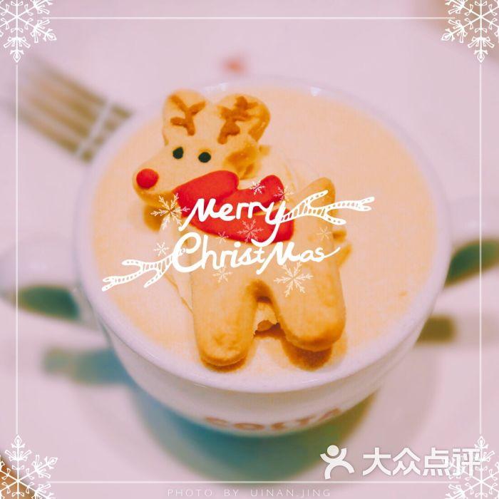 coffee(新苏天地店)-海盐焦糖圣诞杯图片-苏州