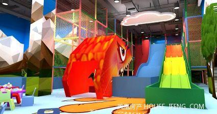 岳麓区 梅溪湖 亲子游乐 亲子乐园 酷乐星球儿童主题乐园(金茂览秀城