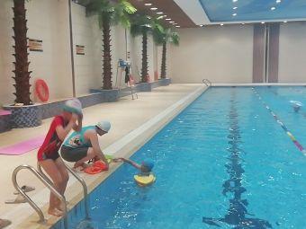 康圣健身游泳汗蒸俱乐部