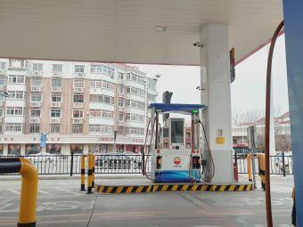 中國石化解放南路松江加油站