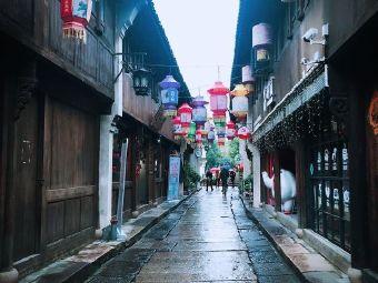 南关厢历史文化街区停车场
