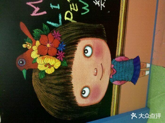 小红帽幼儿园签到图片图片 - 第18张