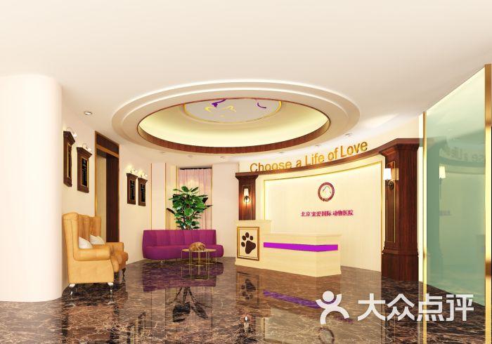 宠爱国际动物医院(阳光上东店)前台图片 - 第1张