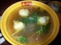 牛肉鱼丸汤