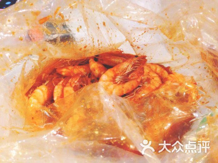 大眼可爱虾子图片