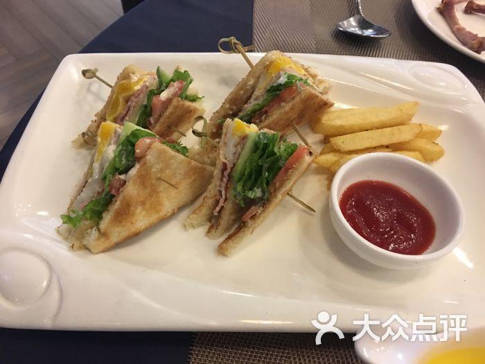 胡椒总汇(信和图片店)-先生三明治广场-福州美远古美食家txt图片