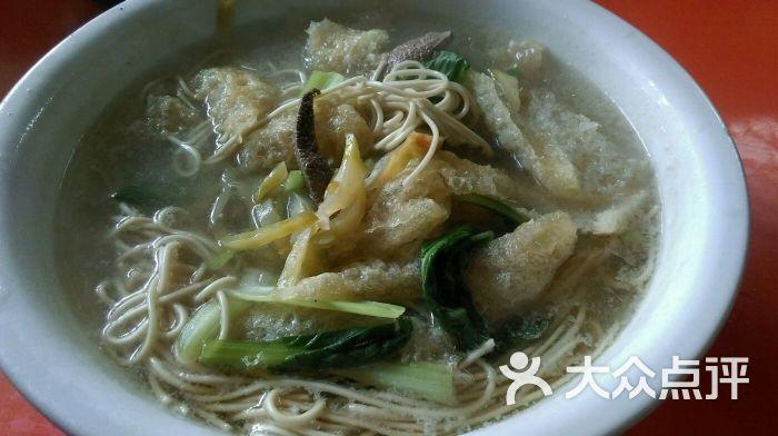 蛋清猪肝-皮肚图片面肥肠-南京美食-大众点评网面馆怎么去黑眼圈图片