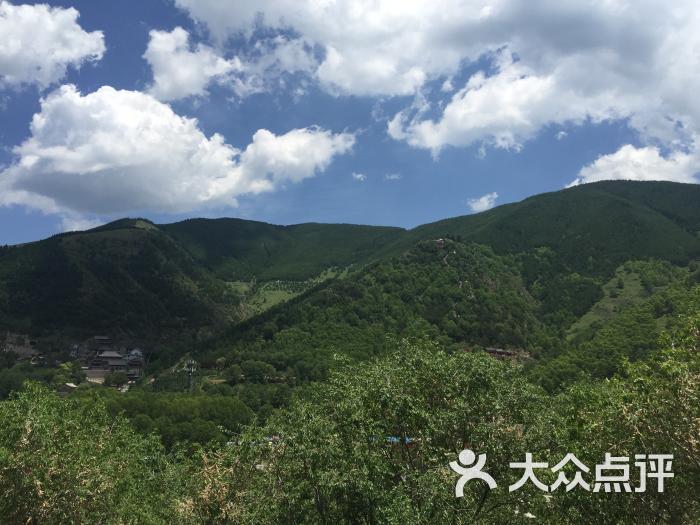 五台山风景区图片 - 第1张