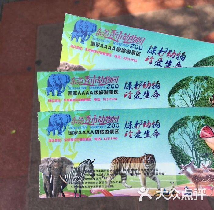 东莞寮步香市动物园图片 - 第15张