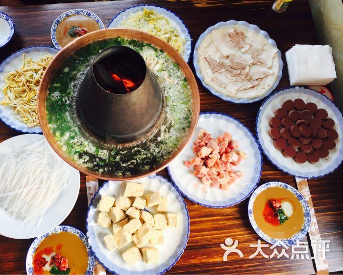 大众凤吉园贾家馆子-美食-吉林图片-满族点评网俘虏铃的美食图片
