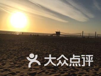 荷摩沙海灘碼頭