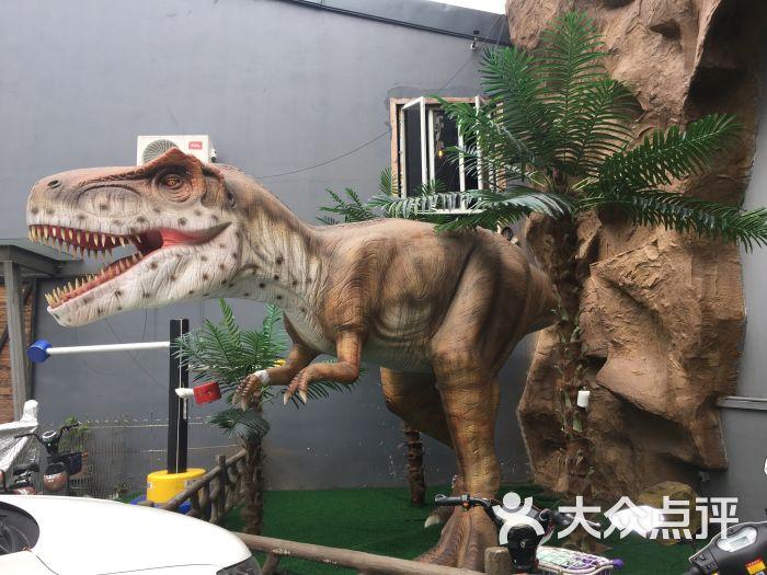 乐享恐龙岛-图片-上海-大众点评网