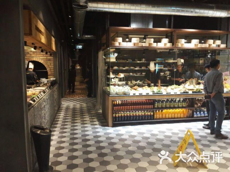 蓝港海鲜厨房(奥帆中心店)-图片-青岛美食-大众点评网