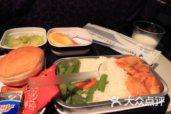 三峡国际机场-南航飞机餐图片-宜昌生活服务-大众