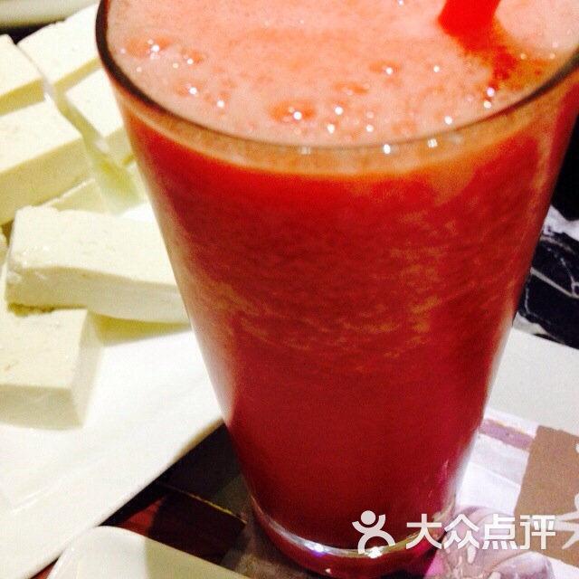 香港荣哥火锅我滴西瓜汁图片 - 第4394张