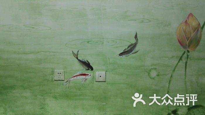 津艺画室手绘墙图片 - 第22张