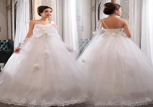 应该怎么去买婚纱