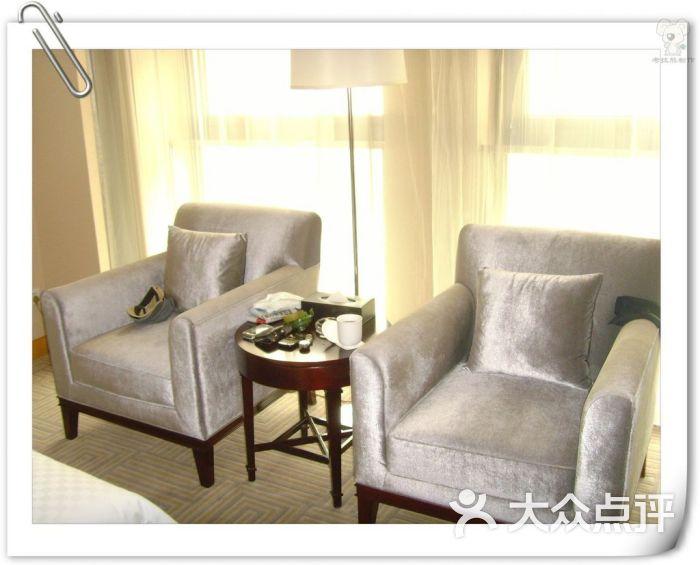 陕西宾馆 沙发图片 西安酒店