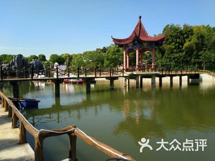 黃陂木蘭勝天農莊風景區圖片 - 第130張
