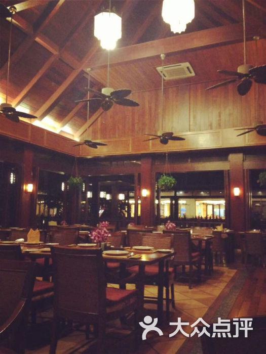 亚龙湾红树林度假酒店泰餐厅