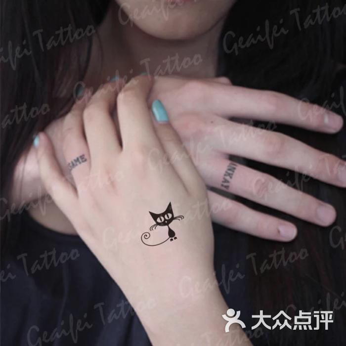海霞韩式半永久定妆培训小纹身图片 - 第17张