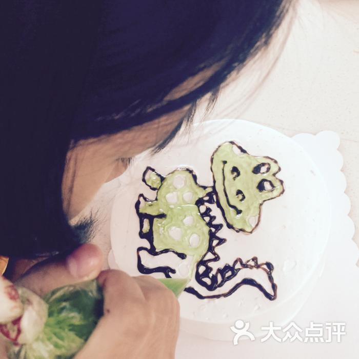 可心diy蛋糕烘焙生活馆(龙江店)-图片-南京休闲娱乐