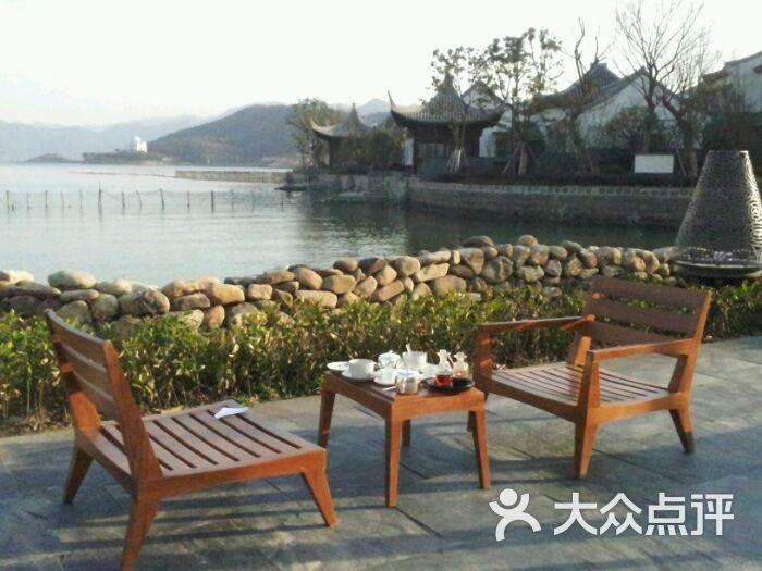 藏山风景区神水茶苑