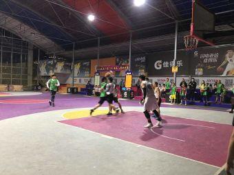 8D空中篮球公园