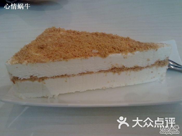木糠蛋糕图片-南京美食