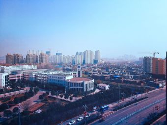 河南省辉县市第二高级中学
