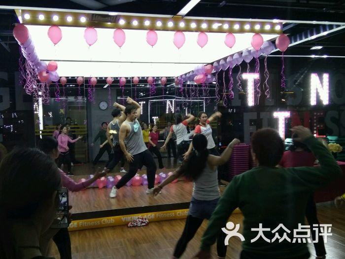 veston(威士顿)健身俱乐部-炫舞派对公开课图片