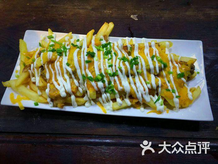 cajun-凯郡普丁炸薯条图片-上海美食-大众