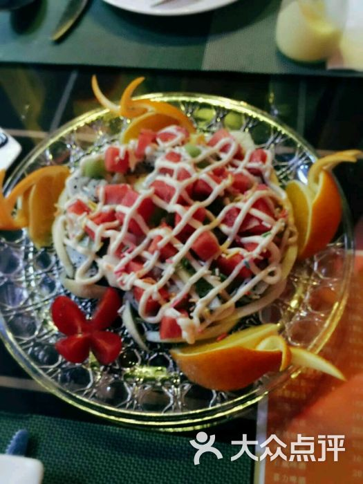 布鲁尼意大利美食-水果图片性感-上虞区餐厅沙拉本漂亮美女的曰最图片