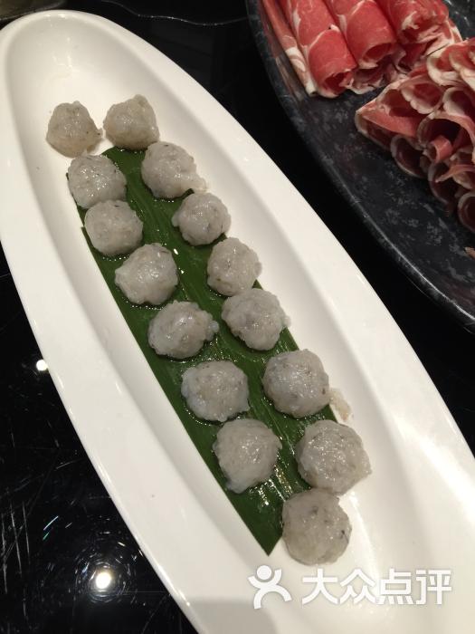 九十海里新派火锅-虾滑图片-烟台美食-大众点评网