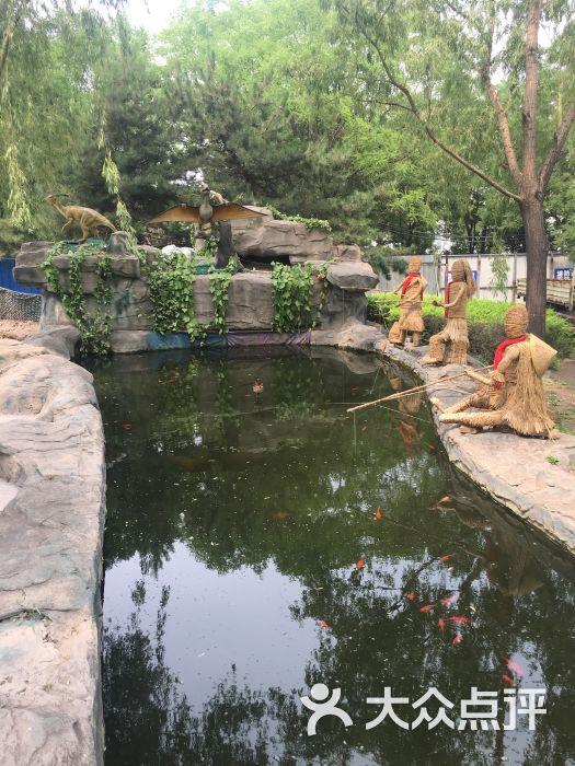 太原动物园恐龙世界图片 - 第10张