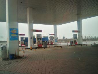 中国石化驻马店服务区加油站