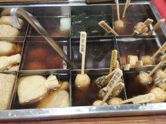 伊藤洋华堂美食街(温江店)的关东煮