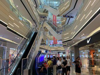 万达购物中心(大上海店)