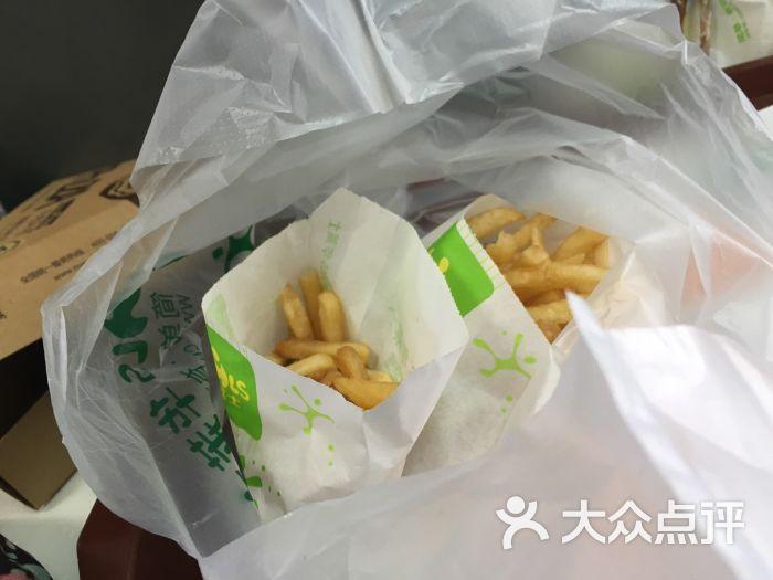 华莱士(山路美食店)-美食-南京五指-大众点评网图片羊海口蝎子标点图片