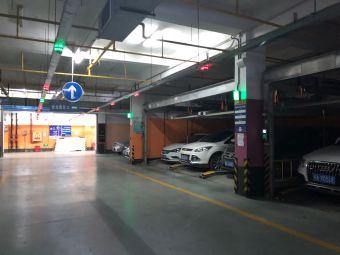 武汉市青少年宫体育馆停车场
