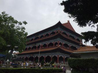 莲花山旅游区东门-售票处