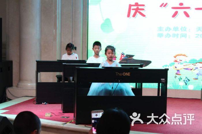 the one智能钢琴教室-图片-天津学习培训-大众点评网