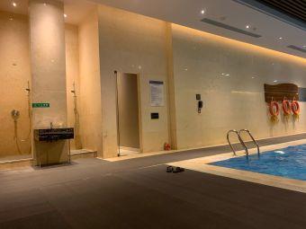 福州富力威斯汀酒店游泳池
